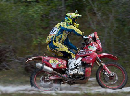 Gregório Caselani vai com tudo para o Rally Barretos