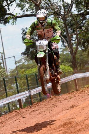 O piloto Ramon Sacilotti mostrou que foi para defender o título brasileiro