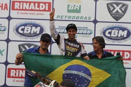 Carlos Campano vai ao Brasileiro de MX sem estar 100%