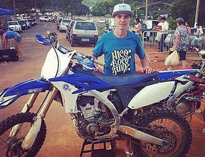 Caio Lopes começa 2013 com vitória no motocross