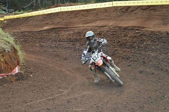 Em tarde inspirada, Maurício Rocha vence duas categorias diferentes na Copa Show Minas de Motocross