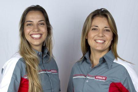 Sabrina Katana e Moara Sacilotti, são as mulheres dando bons exemplos no esporte
