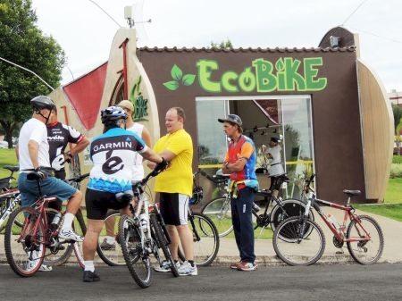 O projeto Ecobike é desenvolvido pela Prefeitura de Indaiatuba, com apoio da Fundação Toyota do Brasil