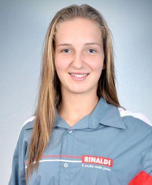 Maiara Basso, piloto de Velocross e Motocross do Team Rinaldi