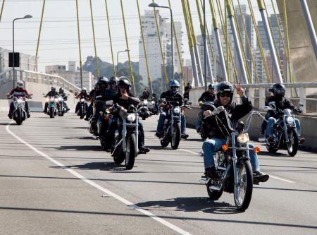 Festa dos 110 da Harley-Davidson terá motopasseio pelas ruas de São Paulo
