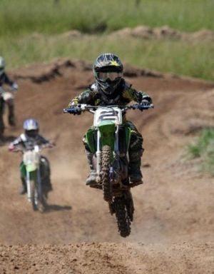 Dioguinho, mais uma promessa do motocross mineiro