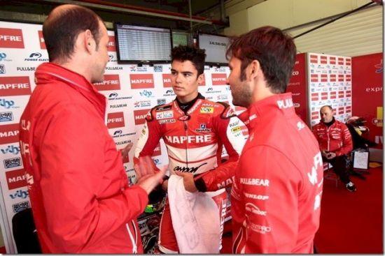 Eric Granado conclui os treinos de quarta-feira da Moto3 na 7ª posição