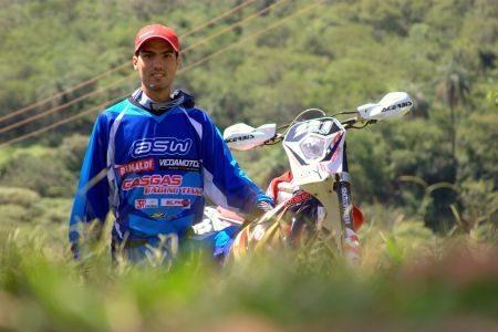 Ricor Rico satisfeito com seu desempenho no Mundial de Enduro FIM