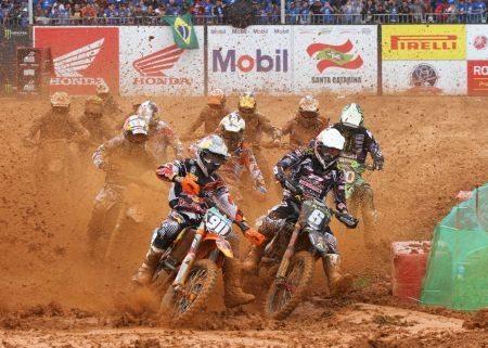Continuam os preparativos para a etapa brasileira do Mundial de Motocross