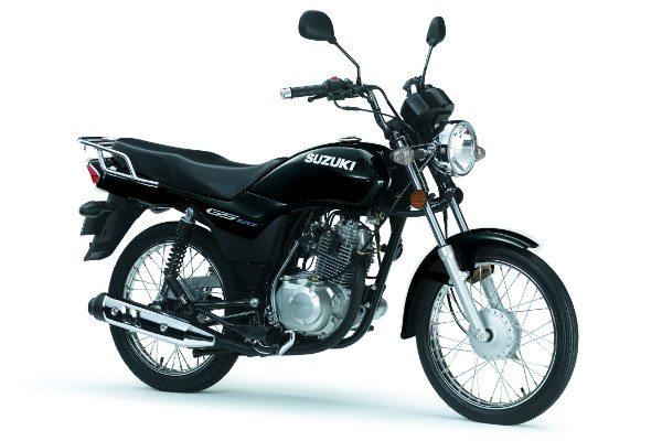 GS 120 Preta