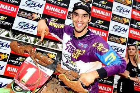 Balbi Jr. vence no motocross norte-americano