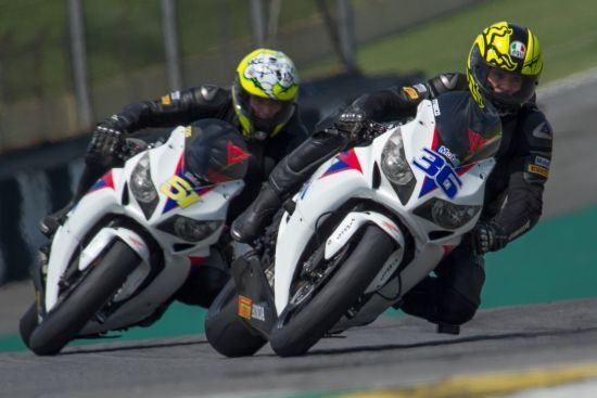 Chuva forte cancela treino da sexta-feira e impede que Maico Teixeira #36 teste os novos pneus da sua moto