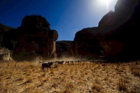 Belas paisagens estão no roteiro do Sertões Expedition 2013