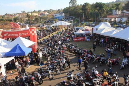 Na primeira semana de abril tem encontro nacional de motociclistas em Torrinha (SP)