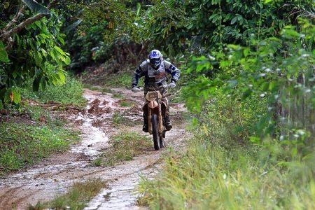 Motocicletas terão percurso exclusivo no Rally Transbahia