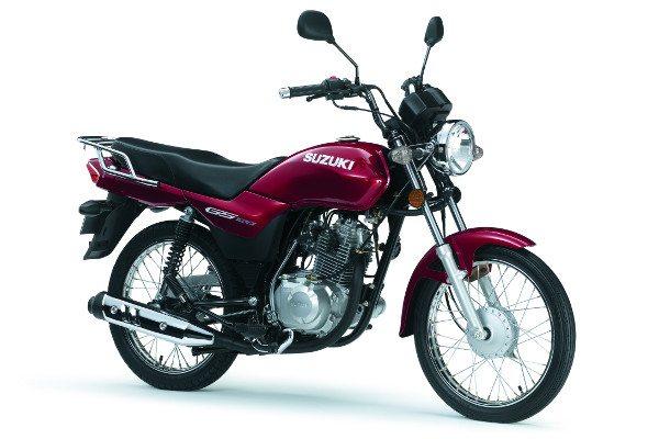 GS 120 vermelha