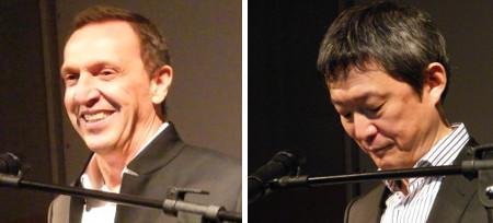 Toledo e Hayasaki: alegria pelo novo momento e desculpas pela demora; será que agora a Suzuki vai?