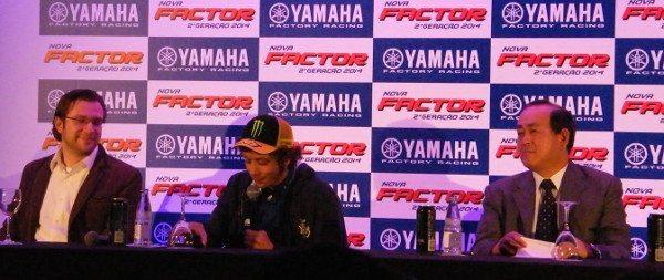 Hegenberg, Rossi e Hayakawa: sem constrangimentos