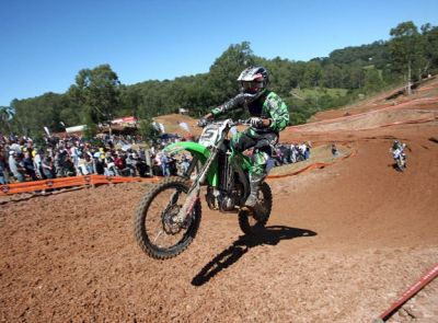 "Marcello ""Ratinho"" disputa a MX Pró do Arena Cross em Jundiaí (SP)"