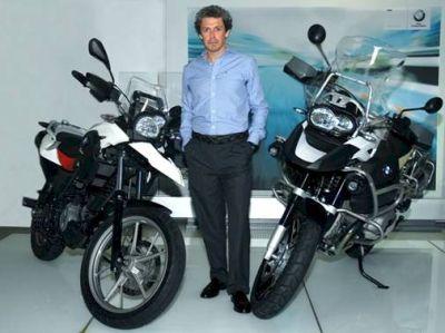 Federico Alvarez, novo diretor da BMW Motorrad Brasil