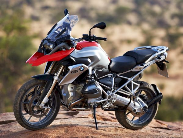 Frederico Alvarez promete o lançamento da nova R 1200 GS para o mês de maio