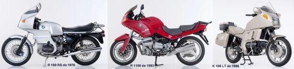 O modelo da série K introduz o luxo e conforto nas motocicletas da BMW
