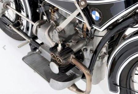 Conceito de motor boxer criado em 1923, cujo conceito equipa as motocicletas da BMW até os dias de hoje