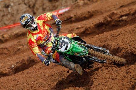 Balbi Júnior venceu a 2ª bateria da MX1, a categoria principal