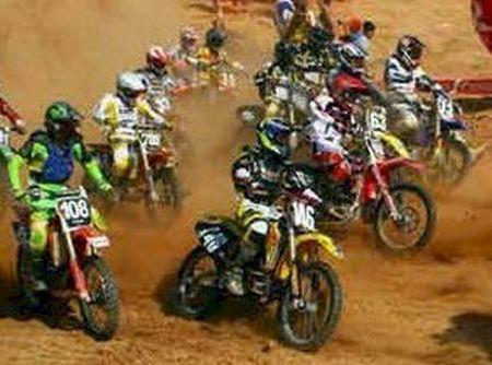 Neste final de semana tem Brasileiro de Motocross em São José (SC)