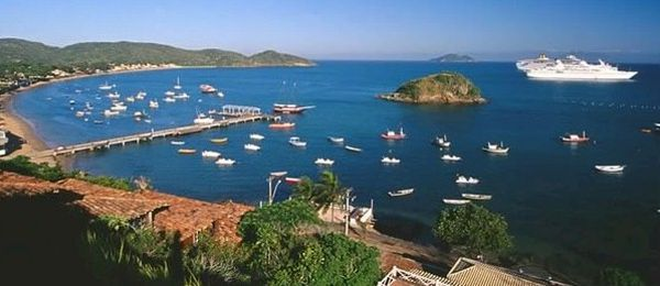 Búzios é considerado o balneário mais charmoso do Estado do Rio de Janeiro