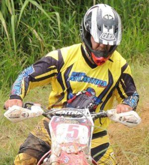 Jose Luis Alves, vencedor da E1