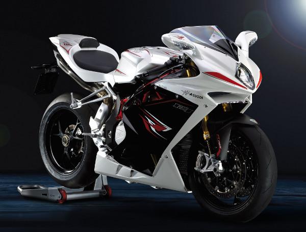 F4 RR ABS: fabricação em maio na Italia