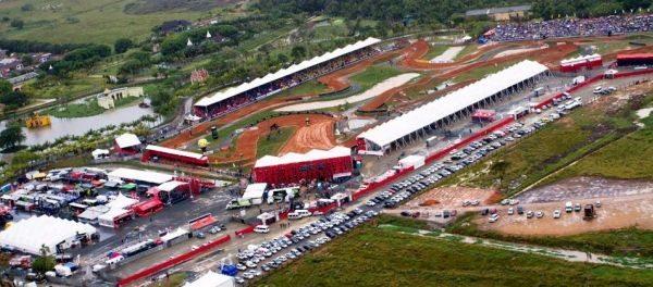 Beto Carrero World, palco da etapa brasileira do Campeonato Mundial de Motocross MX1/MX2, nos dias 18 e 19 de maio