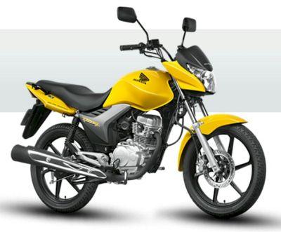 A CG 150 Titan foi a escolhida para ser a moto de base na Honda Júnior Cup
