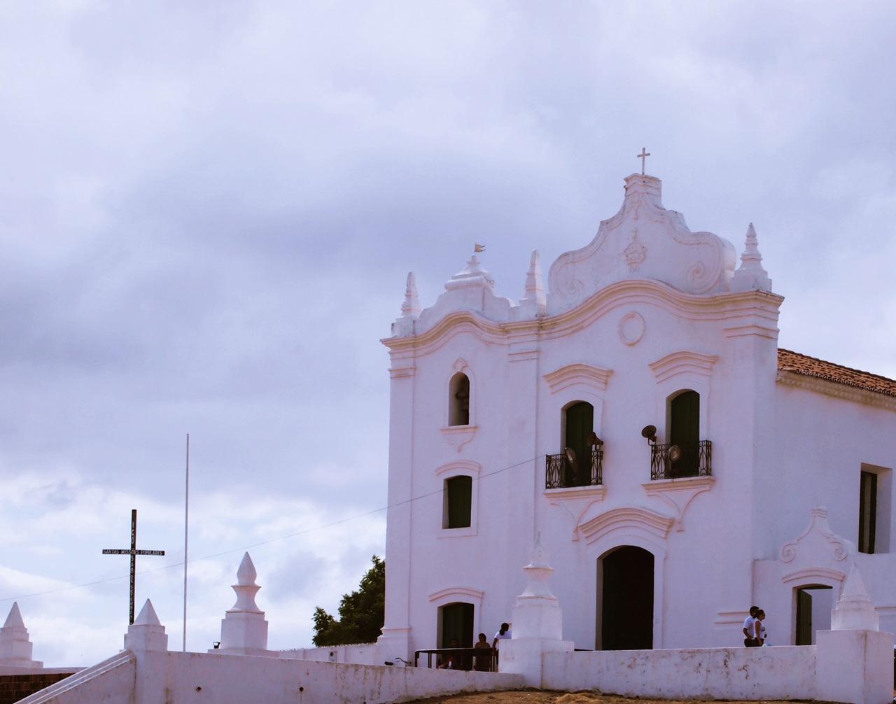 Igreja de Nossa Senhora do Monte.
