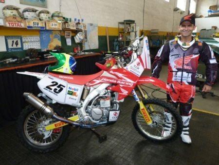Jean Azevedo agora é piloto oficial da Equipe Honda Racing