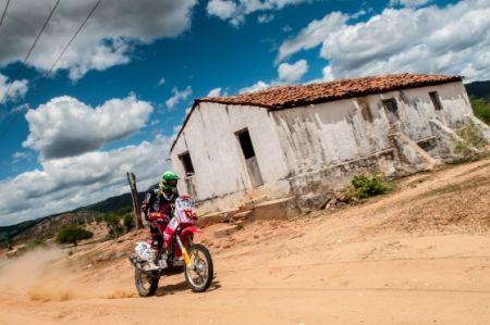 Jean Azevedo busca o título do Rally RN 1500 de 2014