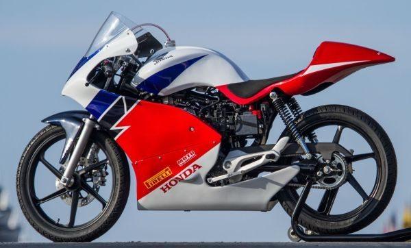 CG 150 Titan customizada para a Honda Júnior Cup