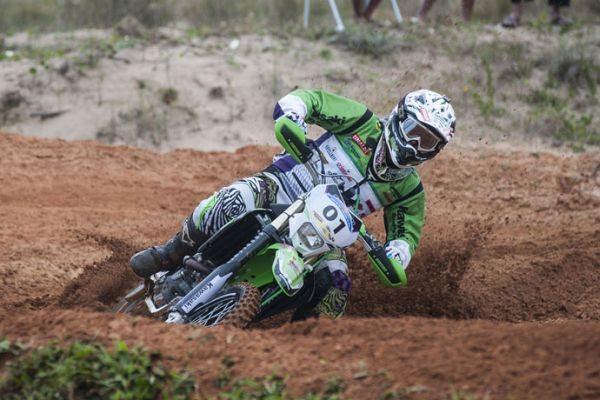Ramon Sacilotti integra o Kawasaki Team 2013