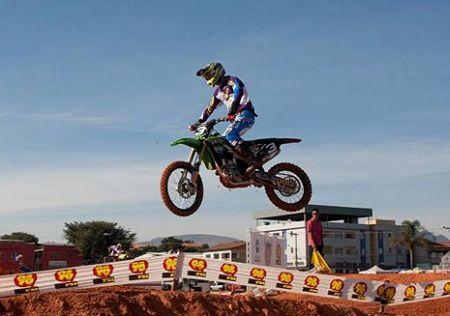 Balbi Jr. faturou dois pódios na Copa Minas Gerais de Motocross