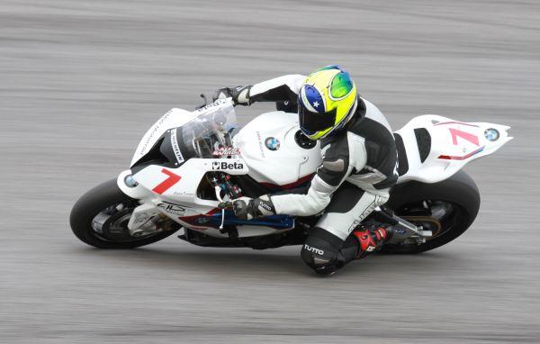 Alexandre Barros correrá no lugar de Lucas Barros que se acidentou em um treino