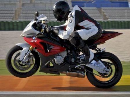 As motos BMW S1000 RR são estrelas no Moto 1000 GP