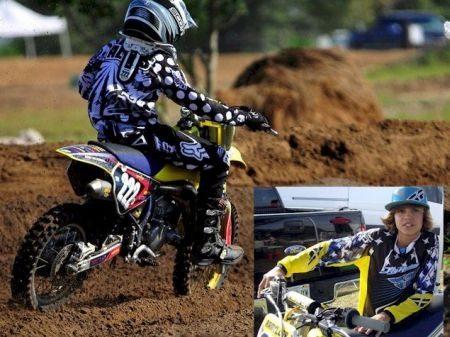 Com vários títulos no motocross norte americano, Ramyller agora vai disputar o campeonato brasileiro