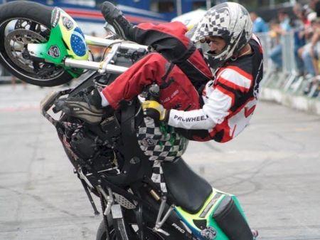 Stunt, nova modalidade esportiva homologada pela CBM