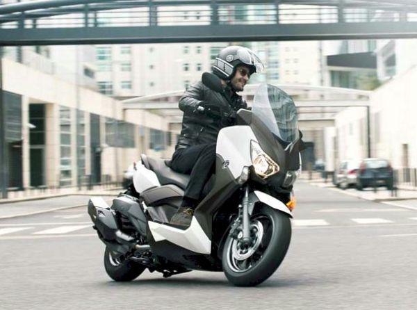 Lançado esta semana na Europa, o X-Max chega para conquistar o mercado