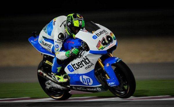 Pol Espargaro é candidato ao título na Moto2