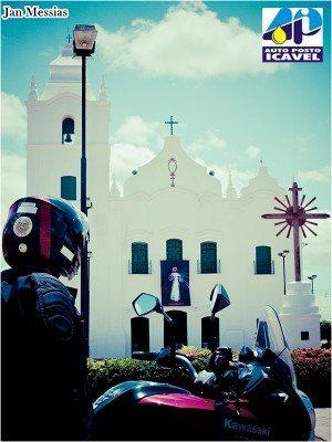 Igreja de Nossa Senhora do Rosário, construída por escravos