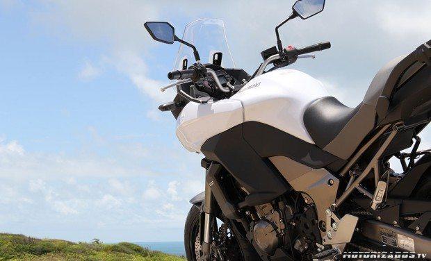 Nova Kawasaki Versys 1000cc - Surpreendente.