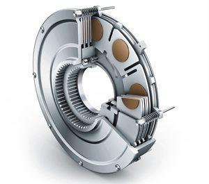 O novo sistema de impulsão traseiro é altamente integrado com motor elétrico, eletrônica de força, controlador, freio e sistema de refrigeração dentro do aro das duas rodas traseiras