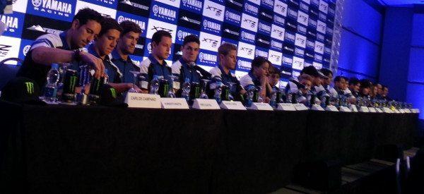 Yamaha renova e amplia suas equipes para a temporada 2013: só off-road e freestyle